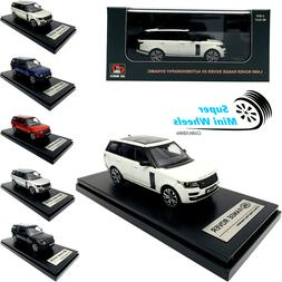 LCD Models 1:64 Land Rover Range Rover SV Autobiography Dyna