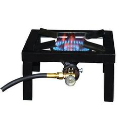 Mr. Heater 15,000 BTU Single Burner Iron Propane Outdoor Cam