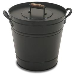 Pilgrim Home and Hearth 19504 Air Insulated Ash Bucket, 14.7