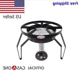 Propane Burner Grill Powerful 200,000 BTU Outdoor Stove  by