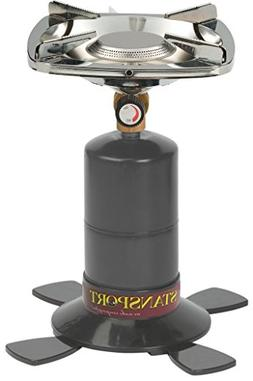 "Stansport 201 7-1/2"" Single Burner Propane Camp Stove"