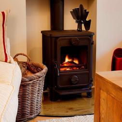 2018 New Design Eco Friendly Heat Powered Wood Burning Mini