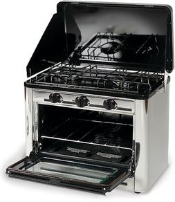 Stansport 221 Outdoor Propane Stove and Oven