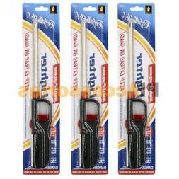 3 Packs Refillable Gas BBQ Lighter for Butane BBQ Kitchen St