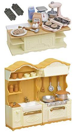 2 Kitchen Sets Sold Together - Island Kitchen and Kitchen St