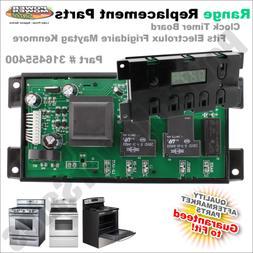 316455400 Range Oven Stove Clock Timer for Electrolux Frigid