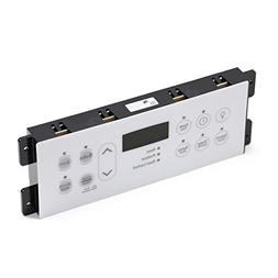 Frigidaire 318296800 Range Oven Control Board and Clock Genu