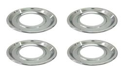 """8-1/4"""" Chrome Drip Pan Bowl for GE General Electric Gas Sto"""