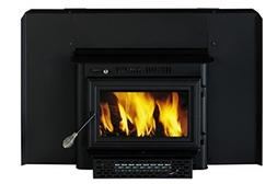 Summers Heat 50-SNC13I Wood Fireplace Insert 1,500 Square Fo