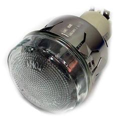 superbobi 74011278 Oven Light Bulb Lamp and Lens for Maytag