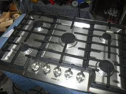"""Bosch800 Series 30"""" 5 Burner Gas Cooktop, NGM8055UC, Stain"""