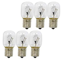 ANTOBLE 8206232A Light Bulb for Whirlpool Microwave Replace