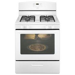 AMANA AGR5330BAW 30 inch 5.1 Cu. Ft. Single Oven Free-Standi
