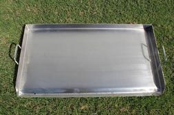 CONCORD 36 x 22 Stainless Steel Portable Add on Flat Top Gri