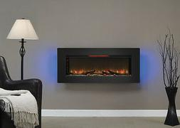 "ClassicFlame 47II100GRG Felicity 47"" Wall Mounted Infrared Q"
