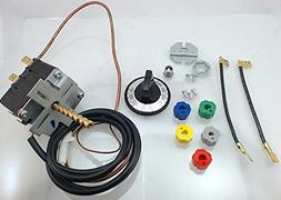 REPLACEMENT FOR 6700S0011 ELECTRIC OVEN THERMOSTAT ER6700S00
