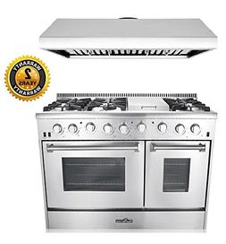 Thor Kitchen HRG4808UHRH4806U