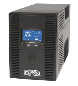 Tripp Lite 1300VA UPS Battery Back Up, AVR, LCD Display, 8 O