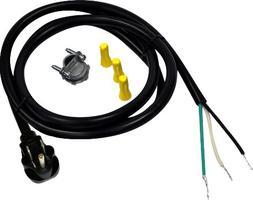 Whirlpool W10278923RP 3-Prong Dishwasher Power Supply Kit