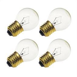 Jslinter 40 watt Appliance Oven Light Bulb - High Temp - 120