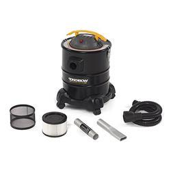 WORKSHOP Ash Vacuum Cleaner WS0500ASH, 5-Gallon Ash Vac For