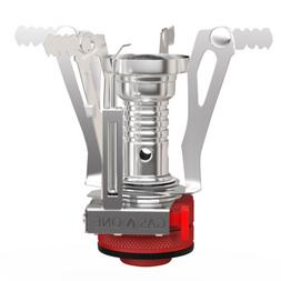 Gas One Backpacking Camping Stove - Pocket Rocket Stove with