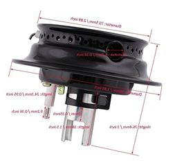 MAYITOP Burner Head Assembly Oven Gas Range Stove for Maytag