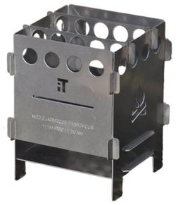 Bushbox Titanium Outdoor Pocket Stove