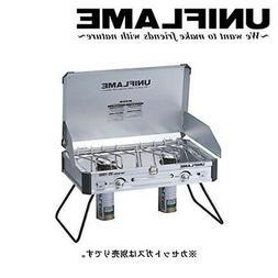 UNIFLAME camp portable 2 stove Burner US-1900