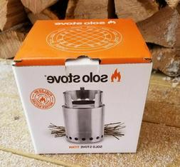 campfire camp stove free fatwood starters included