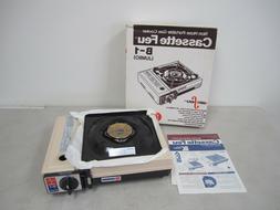 Iwatani Cassette Feu B-1  Non-Hose Portable Gas Cooker / Sto