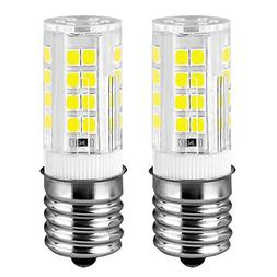KINDEEP Ceramic E17 LED Bulb for Microwave Oven Appliance, 4