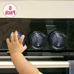 Child Proof Stove Guard Baby Safety Knobs Gas Oven Protectio