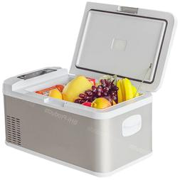 Car Refrigerator Camping Fridge Cooler Portable Travel Elect