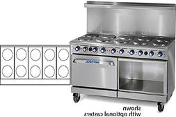 """Imperial Commercial Restaurant Range 60"""" With 10 Elements 26"""