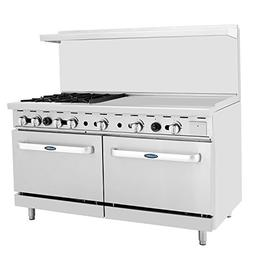 cookrite commercial gas range 4