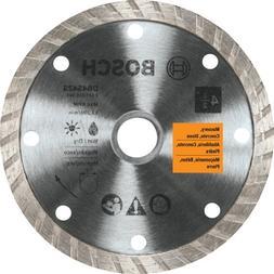 Bosch DB4542S 4-1/2-Inch Turbo Rim Diamond Blade
