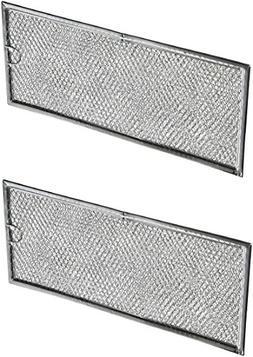 Samsung DE63-00196A Air/Grease Filter, 2 packs