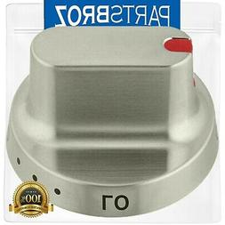 DG64-00347B Range Dial Knob for Samsung Gas Stoves by PartsB