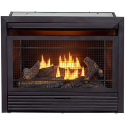 Duluth Forge Dual Fuel Vent Free Fireplace Insert - 26,000 B