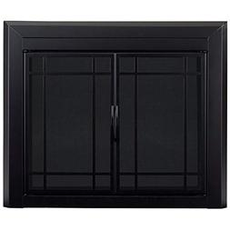 easton prairie cabinet fireplace 9