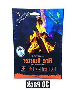 Instafire Granulated Fire Starter, All Natural, Eco-Friendly