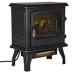 "Pleasant Hearth ES-217-10 17"" Infrared 2 Stage Heater Electr"