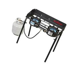Camp Chef Explorer Two Burner Propane Stove With Removable L