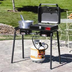 Camp Chef Explorer Two-Burner Stove Emergency Prepare Kit Lo