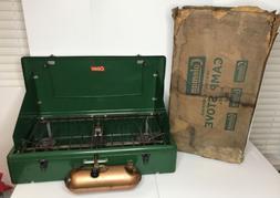 Fantastic VINTAGE COLEMAN 1950s In Original  Box model 426B