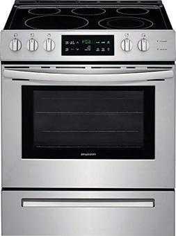 Frigidaire FFEH3054US 30 Inch Freestanding Electric Range wi