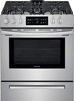 Frigidaire FFGH3054US 30 Inch Freestanding Gas Range with 5