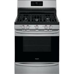"""Frigidaire FGGF3059TF 30"""" Stainless Freestanding Self Clean"""