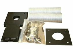 United States Stove Company Fresh Air intake kit for Pellet/